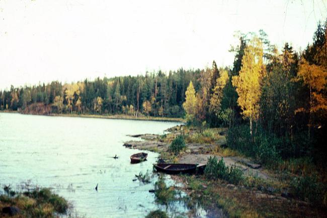 Хиж-озеро.